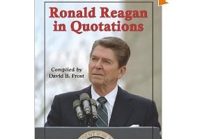 Ronald Reagan in Quotations a Book Review