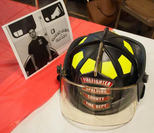 Matt Fireman Helmet 2