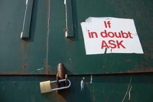 Doubt Is Not A Badge of Honor