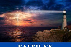 Jesus Asleep In the Boat: Faith vs. Fear