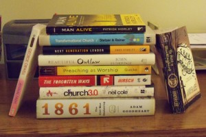 A Year of Great Reads – My Reading List 2012